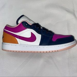 Nike Air Jordan 1 Low Women's Mismatched 9 NEW